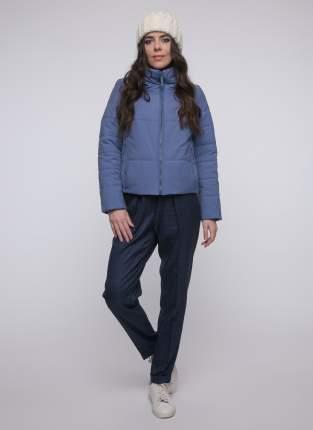 Бомбер женский Каляев 82508К голубой 50 RU