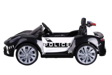 Детский электромобиль Barty Porsche 911 Police Б005OС, Police Черно-белый