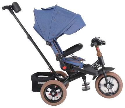 Велосипед детский трехколесный MINI TRIKE синий с муз.панель