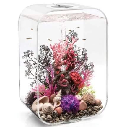 Искусственное растение для аквариума biOrb Черный морской веер, средний, 30см