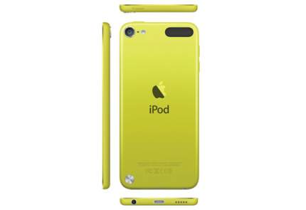 Apple iPod touch 16 ГБ желтый