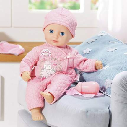Кукла многофункциональная Zapf Creation Baby Annabell 702-628, 43 см