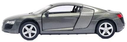 Машина металлическая Audi R8, масштаб 1:36, открываются двери, инерция Kinsmart