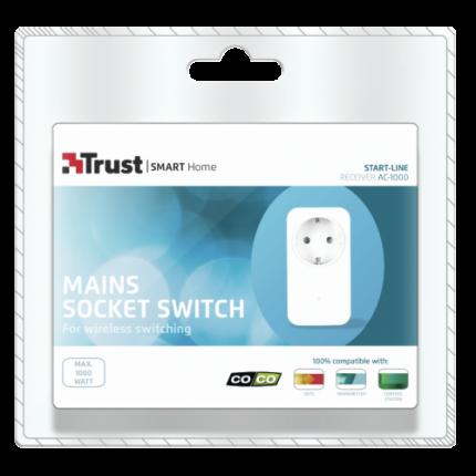 Сетевая розетка Trust 71002