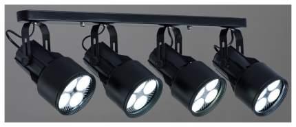 Спот Arte Lamp A6252PL-4BK e27