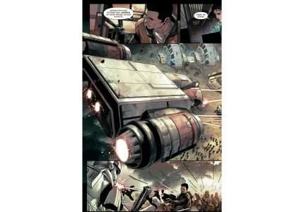 Комикс Звездные войны, Раздробленная империя