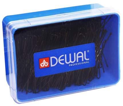 Аксессуар для волос Dewal SLT60V-1/200 60 мм волна черные 200 г