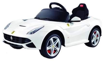 Радиоуправляемый детcкий электромобиль Rastar Ferrari F12 12V Белый