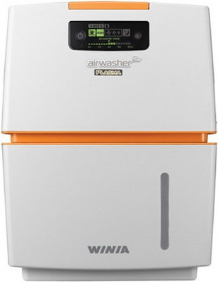Мойка воздуха Winia AWM-40 PTOC Modern Plasma White/Orange
