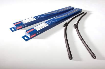 Комплект бескаркасных щеток стеклоочистителя 650/450 мм Denso арт. DF-016