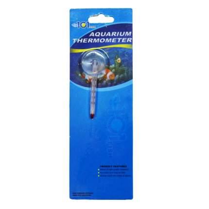 Термометр для аквариума AquaPro стеклянный, малый, на присоске