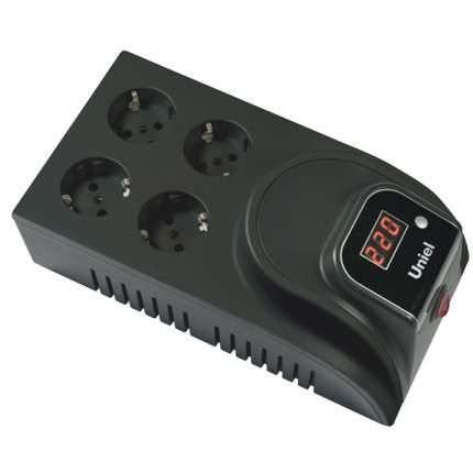 Однофазный стабилизатор Uniel U-SDT-800/1