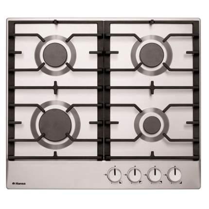 Встраиваемая варочная панель газовая Hansa BHGI63030 Silver