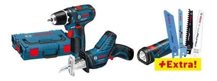 Набор электроинструмента Bosch GSR 10,8-2-LI 0615990G02