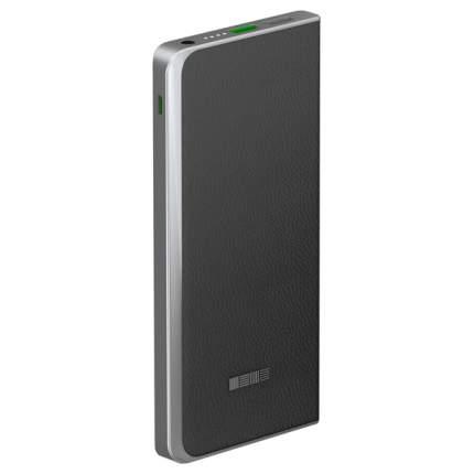 Внешний аккумулятор InterStep PB8000QC 8000 мА/ч (IS-AK-PB8008QCB-000B21) Black