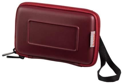 """Кейс для портативного USB диска/внеш.HDD Hama H-95523 Красный 2.5"""""""
