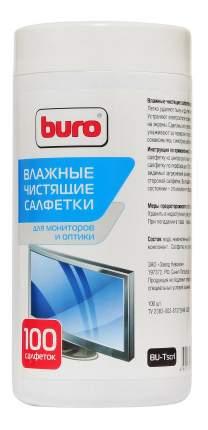 Салфетки для экрана BURO BU-TSCRL
