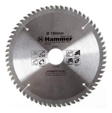 Пильный диск по ламинату  Hammer 30677