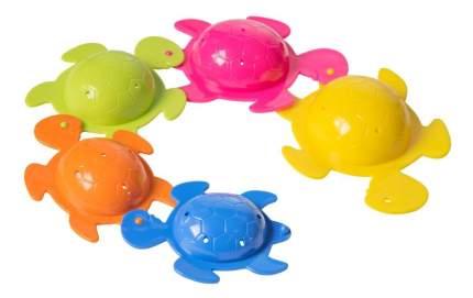 """Набор игрушек для ванны """"черепашки"""", 5 шт."""