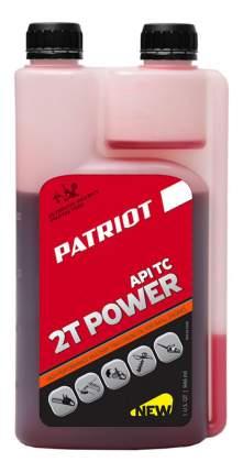 Для двухтактных двигателей PATRIOT POWER ACTIVE 2T 850030568