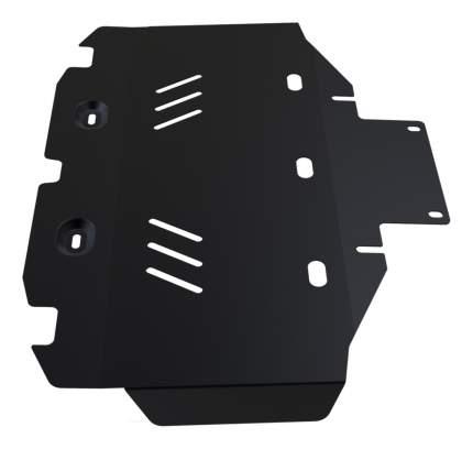 Защита радиатора АвтоБРОНЯ для Hyundai (111.02334.1)