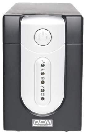 Источник бесперебойного питания Powercom Imperial IMP-1500AP Серебристый, черный