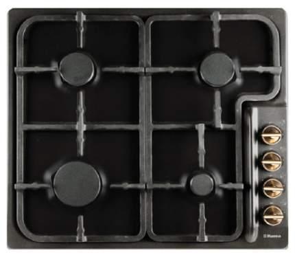Встраиваемая варочная панель газовая Hansa BHGA 62059 Black