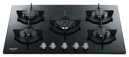 Встраиваемая варочная панель газовая Hotpoint-Ariston 751 DD W/HA(BK) Black