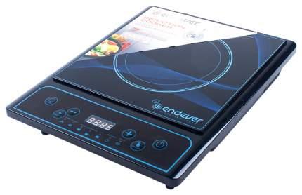 Настольная электрическая плитка Endever Skyline IP-26 Черный синий