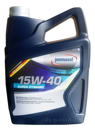 Моторное масло Pennasol Super Dynamic SAE 15W-40 4л