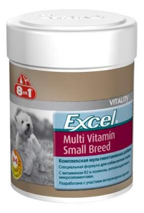 Витаминный комплекс для собак мелких пород 8in1 Excel, 70 таб