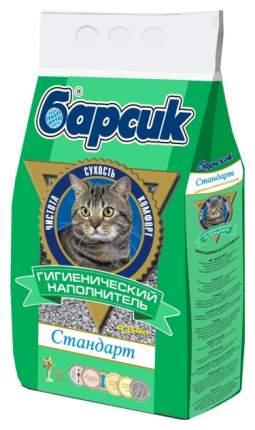 Наполнитель БАРСИК впитывающий 4,54 л 3,1 кг без запаха