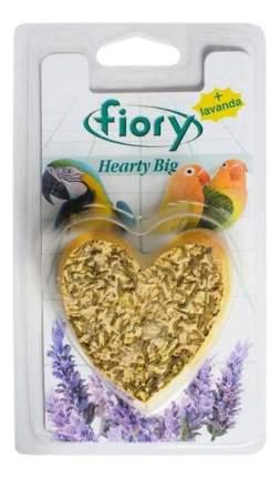 Камень для заточки клюва FIORY HEARTY BIG для птиц, 100 г