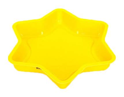 Форма для выпечки Regent Inox Silicone 93-SI-FO-109 Желтый