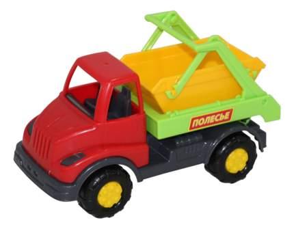Машина мусоровоза Полесье Кнопик