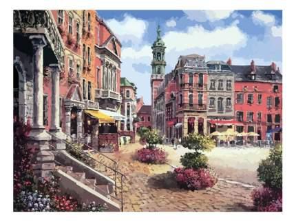 Раскраска по номерам Белоснежка Шарлеруа, Бельгия