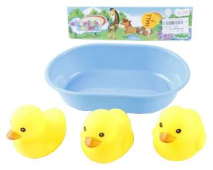 Игрушка для купания Shantou Gepai Уточки-Пищалки 18 x 14 x 4 см