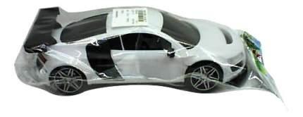 Машинка инерционная Junfa Toys Ауди белая 1:16
