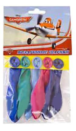 Набор шаров BELBAL Disney Самолеты 30 см 5 шт.