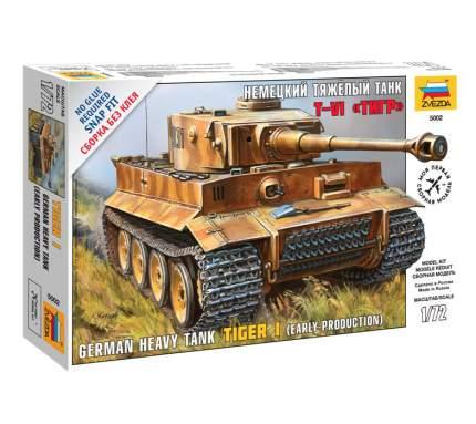 Модель Танка Zvezda T-Vi Тигр