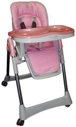 Стульчик для кормления Jetem Capitan pink