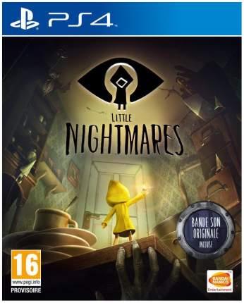 Игра Little Nightmares для PlayStation 4