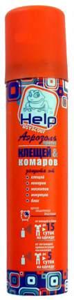 Аэрозоль от клещей и комаров HELP 75 мл