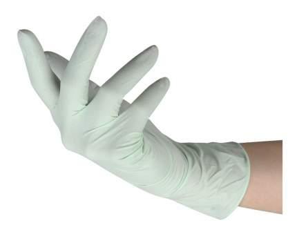 Перчатки для уборки Vileda одноразовые с бальзамом размер S/M 10+2 шт.