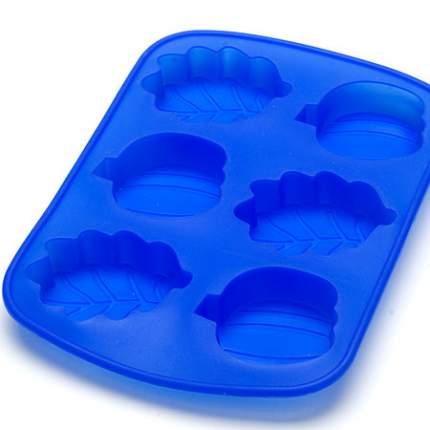 Форма для выпечки Синяя 20039-4