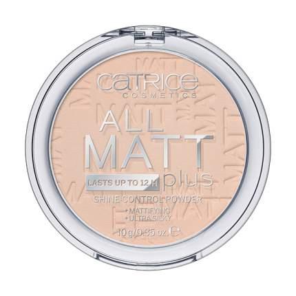 Пудра CATRICE All Matt Plus Shine Control Powder Transparent №010 10 г