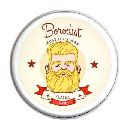 Воск для укладки усов Borodist Classic 13 г
