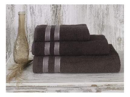 Банное полотенце KARNA коричневый