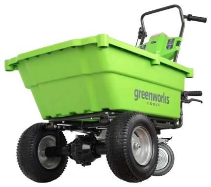 Садовая тележка Greenworks G40GC 100 кг