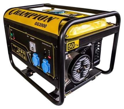 Бензиновый генератор Champion GG2000